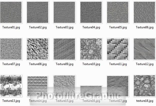 textures pour photofiltre